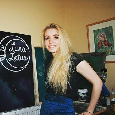 Ella Daniel-Lowe - Luna Lotus