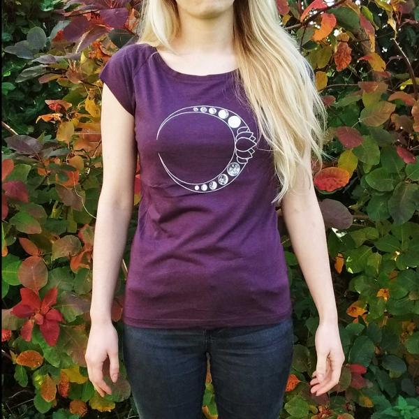 Luna Lotus Bamboo T-Shirt