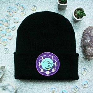 Space Cat Beanie Hat