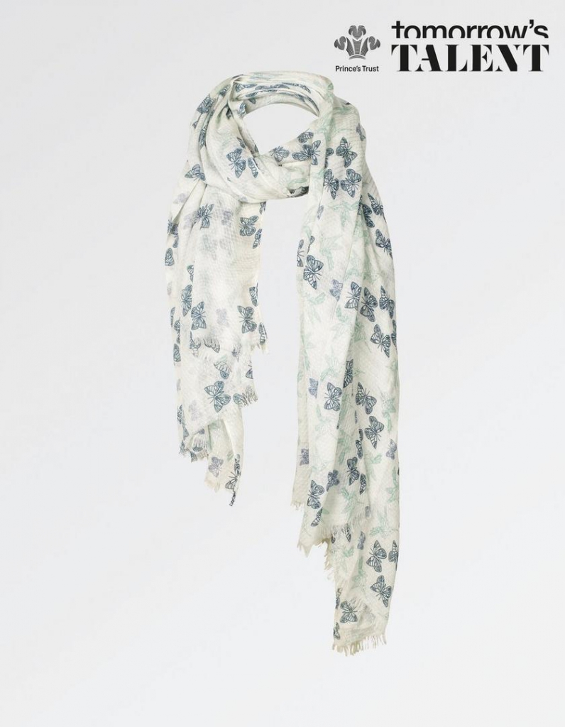 Ella Daniel-Lowe Tomorrow's Talent Scarf Fat Face