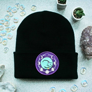Space Cat Beanie Hat