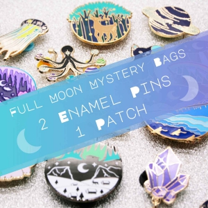 Full Moon Mystery Grab Bags
