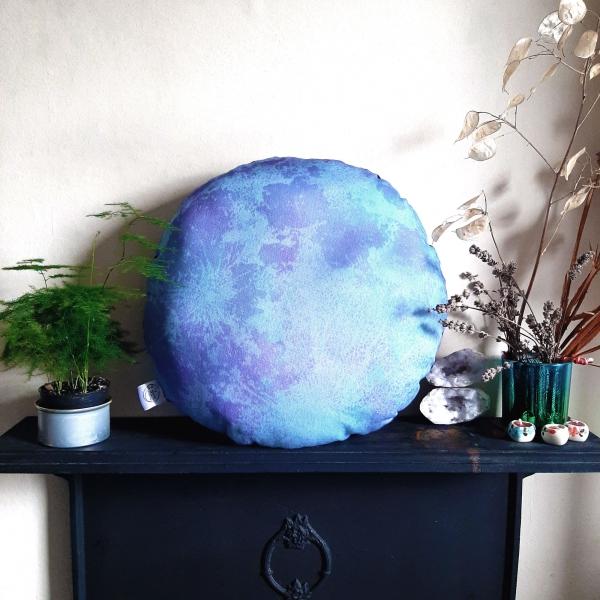 Pastel Full Moon Cushion